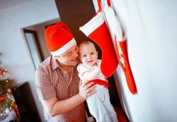 Coping with your Baby's First Christmas