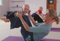 The many benefits of yoga for kids