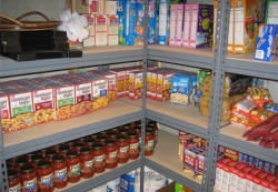 Mom Keeps Enough Food to Feed Her Family for a Year — Could You?