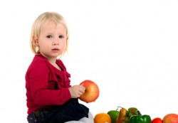Children not eating enough fruit