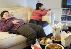 Rates of Childhood Obesity Fall Slightly