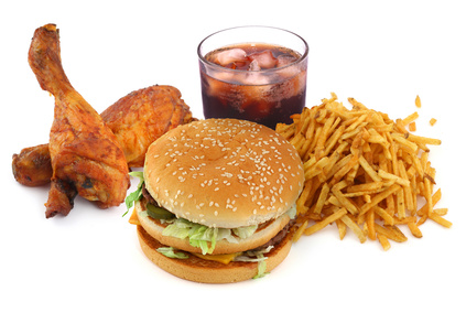 Junk food link to kids' asthma