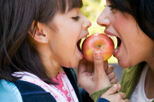 Tips for helping kids eat healthy