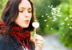 Pollen in pregnancy could be linked to infant asthma