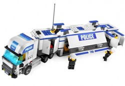 Lego police lets kids go undercover on crime-fighting adventure