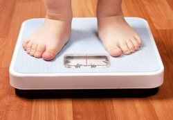 A child's weight problem goes unnoticed by parents