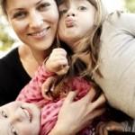 Parents help kids develop positive body image