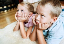 Children who watch more television sleep less