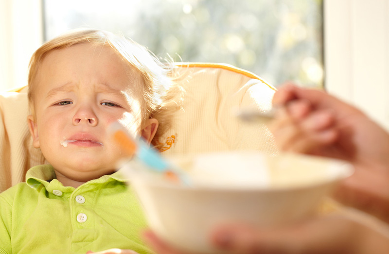 Малыш плохо ест: что мы делаем не так?