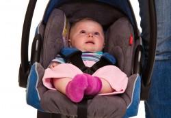 В гости с младенцем: подготовка и сборы