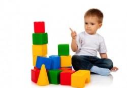 Игры для детей с 2 лет: как научить ребенка считать
