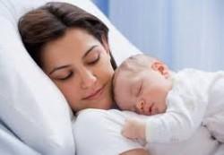 Новорожденный в доме