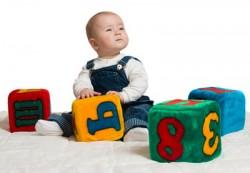 Как ребенок учится говорить