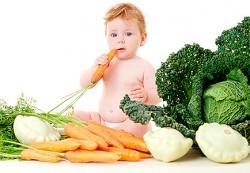 Веганская диета крайне вредна для детей