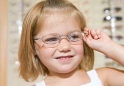 Признаки проблем со зрением у детей