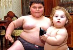 Проблемы 21 века: ожирение у детей и его причины