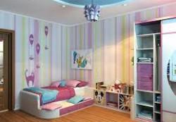 Как оформить комнату для своей дочки?