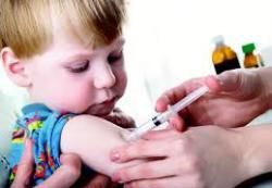 Польза прививок детям