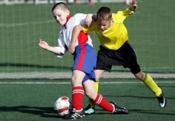 Несколько советов, как отдать ребенка в футбол