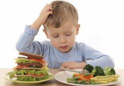 Правильное питание вашего ребенка