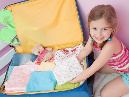 Как подобрать чемодан для ребёнка: советы психологов