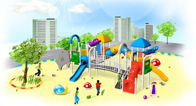 Какой должна быть детская площадка