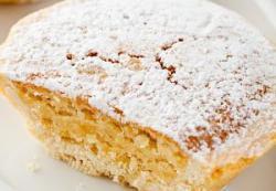 Творожный десерт: детям на радость