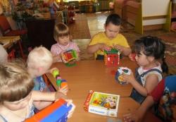 Игра как способ познания мира ребенком