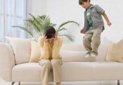 Как правильно воспитывать активного ребенка