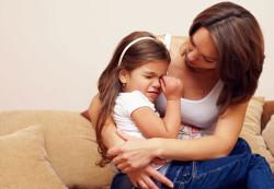 Как успокоить плач