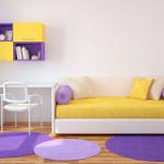 Детский диван: выбираем спальное место для малыша