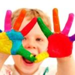 Изучение цвета в раннем возрасте