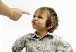 Если ребенок не слушается