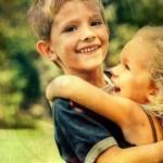Названа лучшая разница в возрасте между детьми