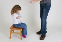 С какого возраста можно начинать наказывать ребёнка