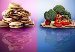 В каких странах самое здоровое питание