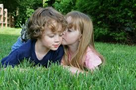 Детская любовь и влюбленность