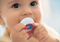 Польза соски для ребенка
