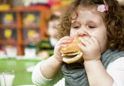 Проблемы с лишним весом у ребенка