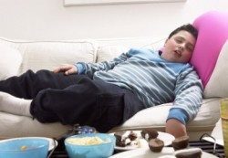 Чем опасен для ребёнка избыточный вес