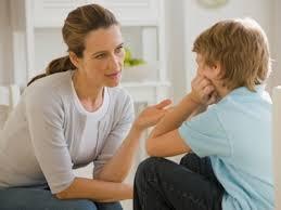 Разговор с ребёнком о семье
