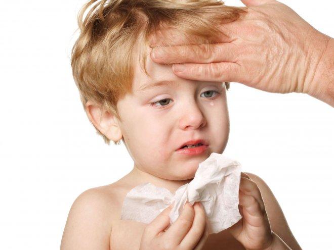 Как помочь организму ребенка не заболеть
