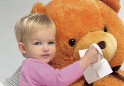 Как быстро победить насморк у ребенка