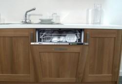 Возможности встроенной посудомоечной машины