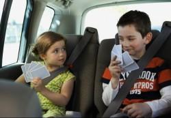 Чем заниматься с ребенком в долгой дороге