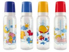 Бутылочки: выбираем и ухаживаем