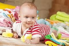 Правила ухода за детской одеждой