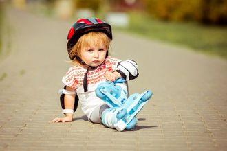 Как оказать первую помощь ребёнку при травмах на улице