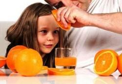 Какие напитки необходимы ребенку весной