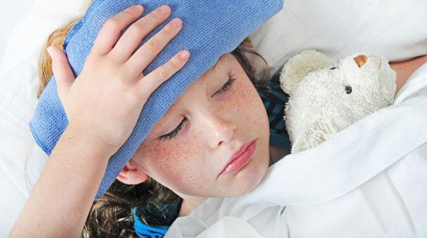 Когда оставлять больного ребенка дома?